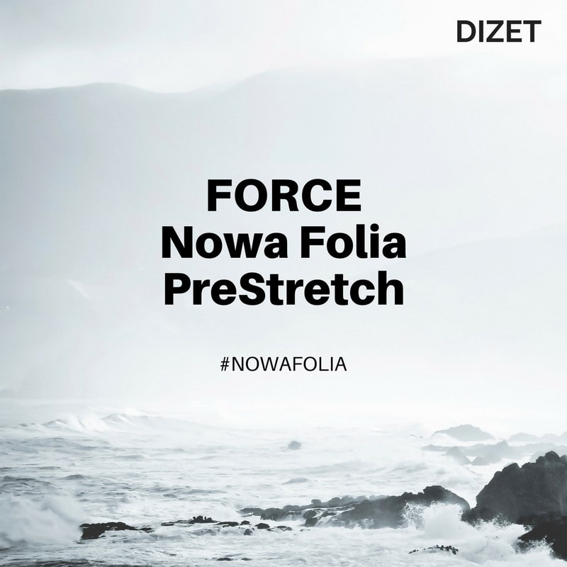 Nowa folia pre-stretch Trioplast FORCE